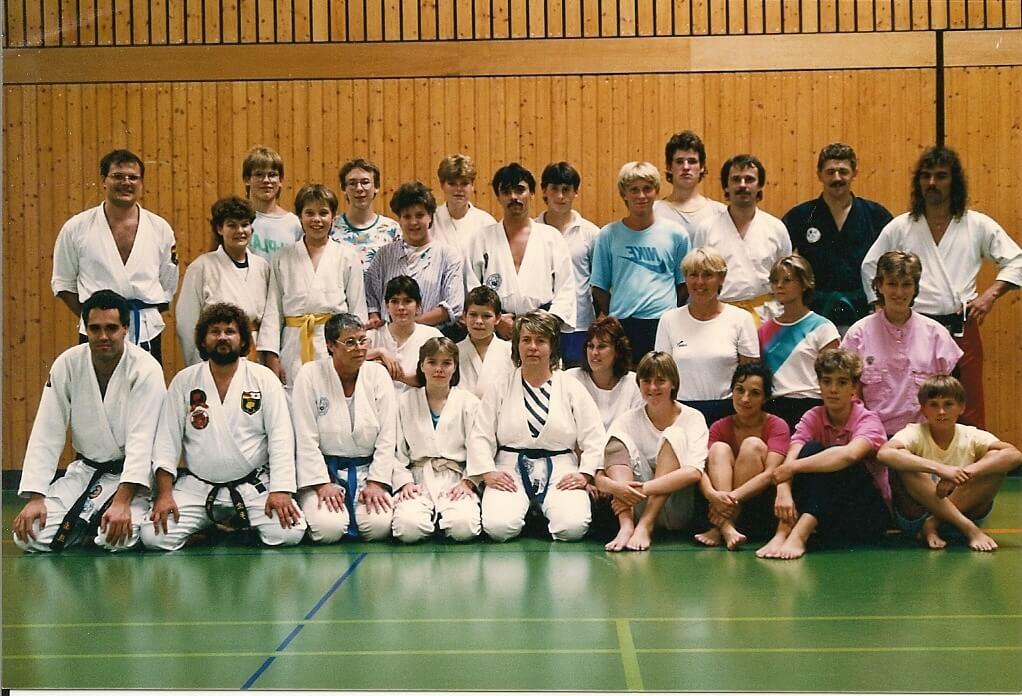 Gruppenbild September 1987